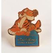 Pin's Shere Khan De La S�rie Le Livre De La Jungle (Walt Disney Home Video)