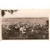 Cannes - Carte Postale Ancienne-Le Suquet Et Les Iles