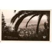 Cannes - Vue De La Californie - Carte Postale Ancienne