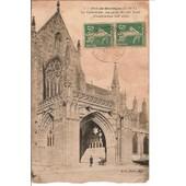 Dol De Bretagne - Cp De 1930 - La Cathedrale