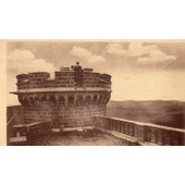 Carte Postale Ancienne 4556 Mont Aigoual - Tour Des Tables D'orientation A L'observatoire- Editions Riviere - Bureau