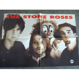 Poster couleurs The Stone Roses