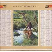Almanach Des P.T.T. 1965 Pr�s Du Gave