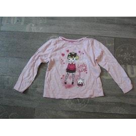 T-Shirt Sans Marque Coton 2 Ans Multicolore