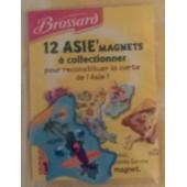 Magnet Brossard Asie - Les Philippines