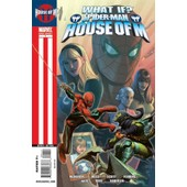 What If : Spider-Man / House Of M One-Shot ( Double V.O. 2009 ) ** Gwen Stacy * de MCKEEVER + TIERI / DAVE ROSS, DAN SCOTT...