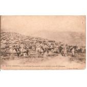 Maroc- Inaouen - Carte Postale De 1915