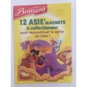Magnet Brossard Asie - Kazakhstan - Tour Bayterek