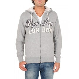 Sweat Pepe Jeans Hewring Gris