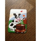 Magnet P�turages Vaches