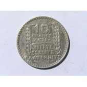 10f Argent Turin 1938