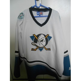 Maillot Jersey Nhl Des Mighty Ducks Of Anaheim Taille Xl