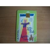 T�l�carte 50.Collection Dessins D'enfants.Louise,7 Ans.07/99.
