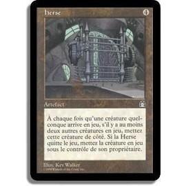 MTG - Herse [Forteresse] Rare Français d'occasion  Livré partout en France