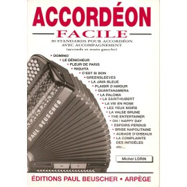 Accordéon facile