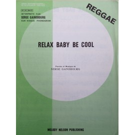 Relax baby be cool de Serge Gainsbourg