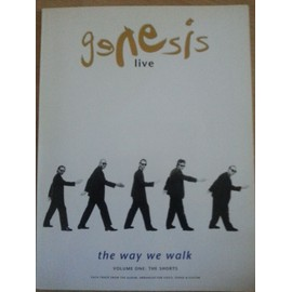 Genesis live The way we walk - Volume one : the shorts