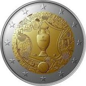 Piece 2 Euros Uefa 2016 Pas Cher Ou D Occasion Sur Rakuten