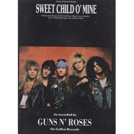 GUNS N' ROSES PARTITION SWEET CHILD O'MINE