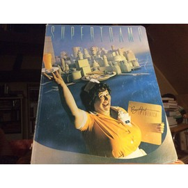 Livre partitions SUPERTRAMP PAROLES ET MUSIQUES 67 pages