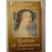 Madame De Maintenon de andr� castelot