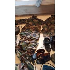 Treillis militaire d 39 occasion 169 vendre pas cher - Treillis militaire occasion ...