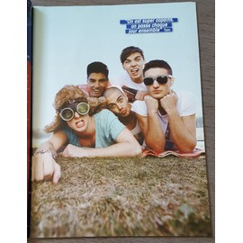 poster a4 the wanted