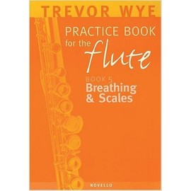 A trevor Wye Practice book for the flute vol 5