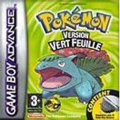 Pokemon Version Vert Feuille