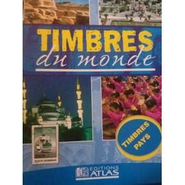 Collection Atlas Timbre du Monde numéro 1 à 26, Fascicule et timbre.