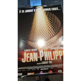 Affiches+Cd Johnny hallyday