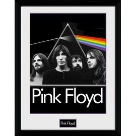 Pink Floyd Poster De Collection Encadré - Prism (40x30 cm)