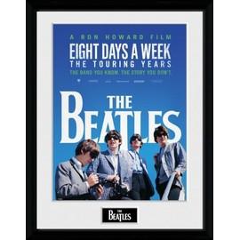 The Beatles Poster De Collection Encadré - Movie (40x30 cm)