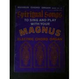 spiritual songs to sing and play with your magnus book n°27