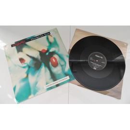 """DISQUE PLATINE VINYLE VINTAGE 1989 """"MARILLION"""" MAXI 45 Tours/Rpm POSTER BAG"""