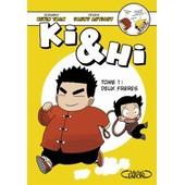 Ki & Hi, tome 1 à 4