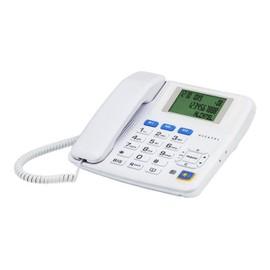 Image Alcatel T Max Téléphone filaire avec ID dappelant blanc
