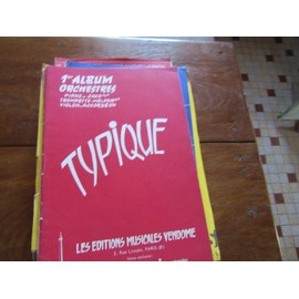 1 album typique 15 titres tequila :ay ay c est l amour :venezuela : pepita majorque : canalla : trianon cha : rock a conga : tou bou dou : ay mulata :shorty sortin bread : shish kebab...