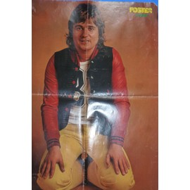 C. Jerome poster mc cartney bernard icher Patrick topaloff martin circus bardot chuck berry alan stivell elvis presley. 1972