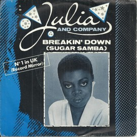 breakin' down (sugar samba) (Mcgirt - ylvisaker) 3'08 / breakin' down (part two) (Mcgirt - ylvisaker) 3'25