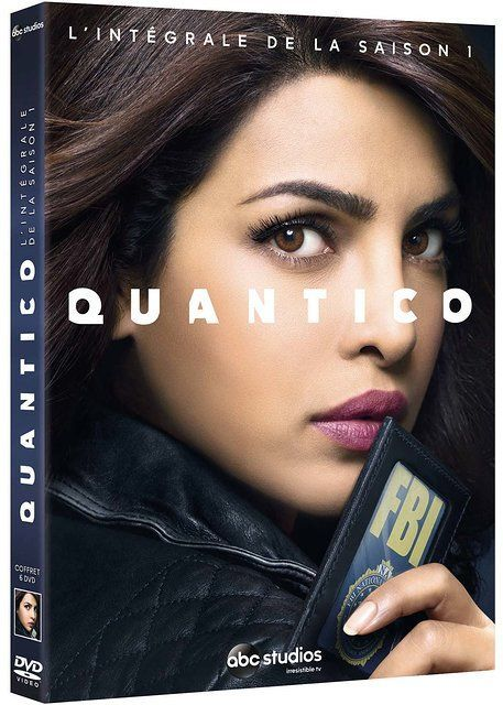 Quantico saison 1