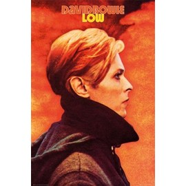 David Bowie Poster - Low (91x61 cm)