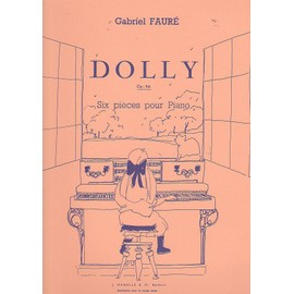 Dolly, 6 pieces pour piano Opus 56 - partition Piano