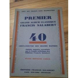 premier grand album classique 40 chefs d'oeuvre des grands maitres