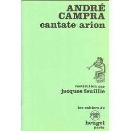 arion : cantate françoise n° 5