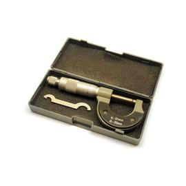 0 25mm Micromètre ingénieurs externes analogiques micro jauge mesure TE244