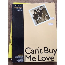 The Beatles rock scores : Cant buy me love