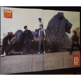 poster recto-verso one direction