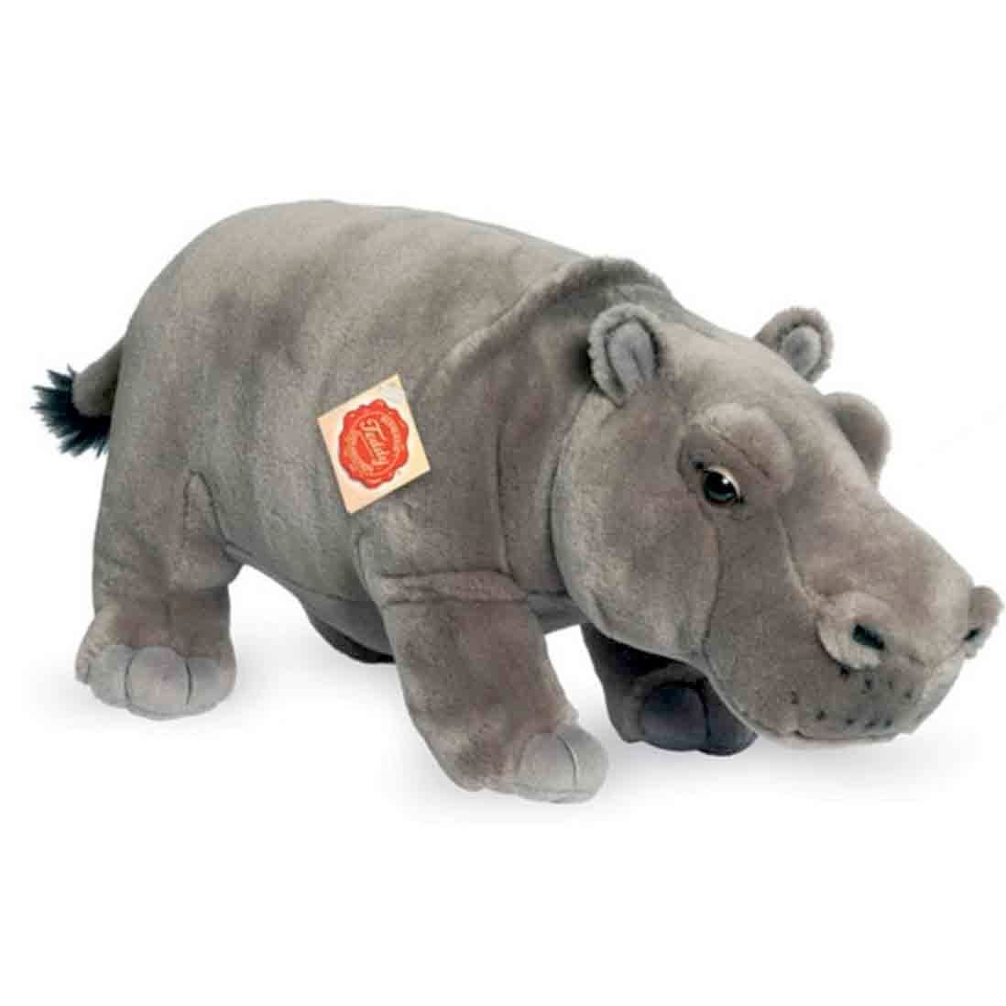 Peluche Hippopotame 30 Cm - Hermann Teddy