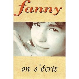 fanny k7 audio 2 titres on s'écrit + une enfant qui part (didier barbelivien)
